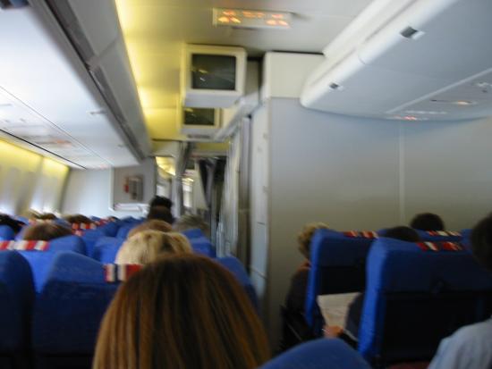 Thias turks caicos july 10 15 2001 for Interieur 747